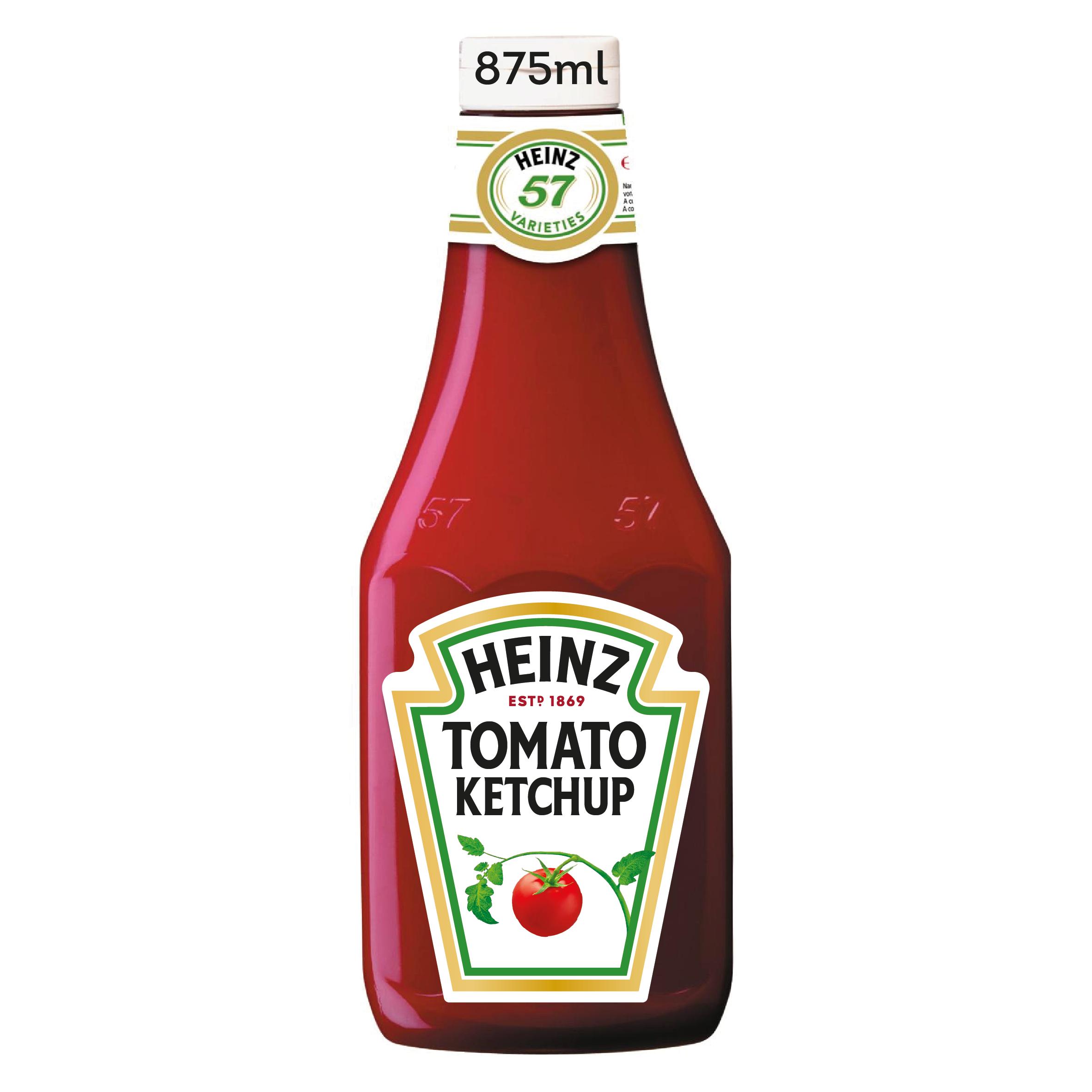 Heinz Tomato Ketchup 875ml image
