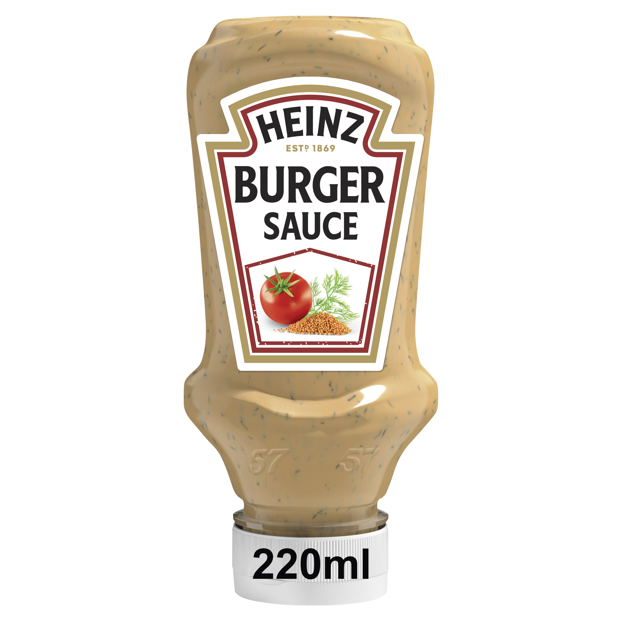 Heinz Salsa American Burger 220ml image