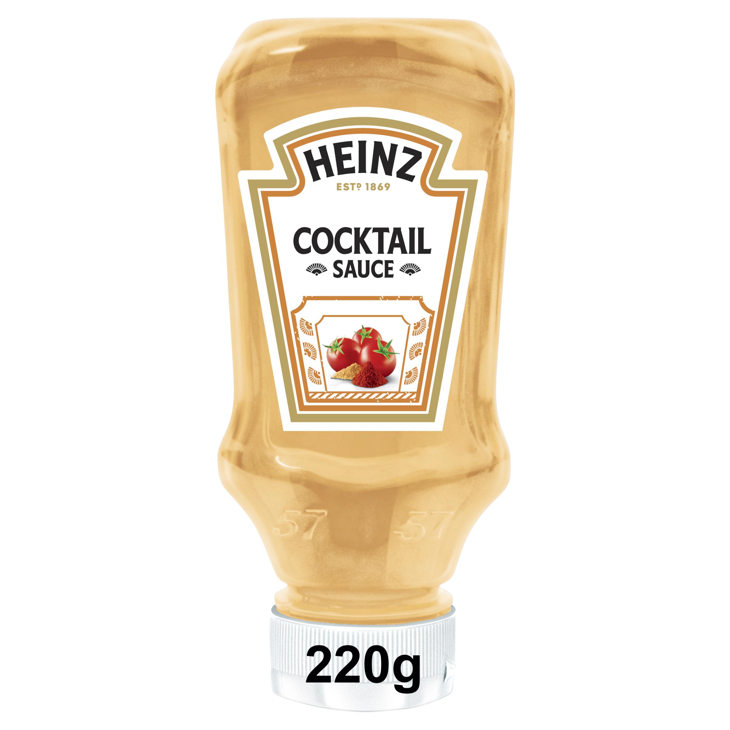 Heinz Salsa Cocktail 220ml image