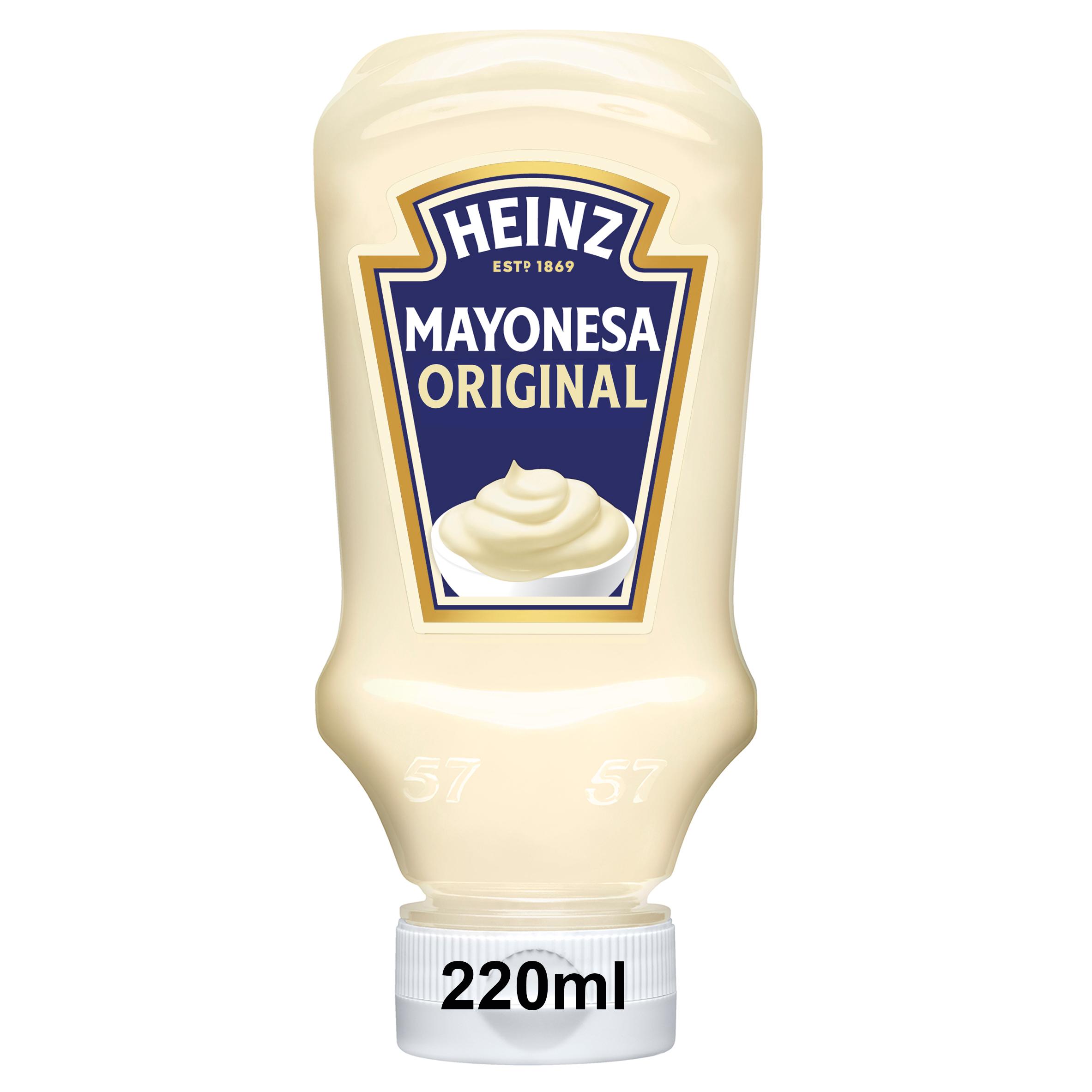 Heinz Mayonesa 220ml image