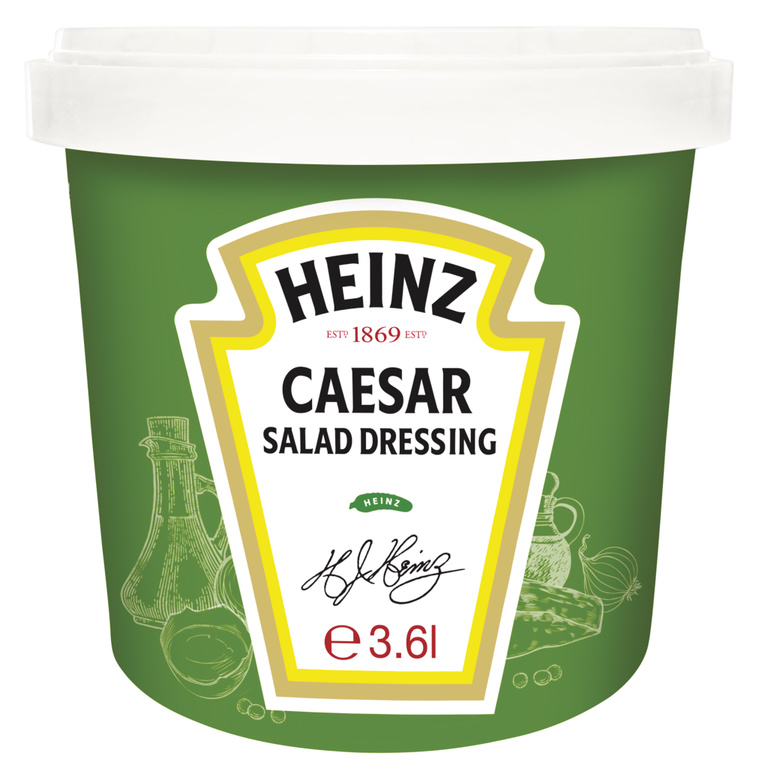 Heinz Salsa Cesar 3.6L image