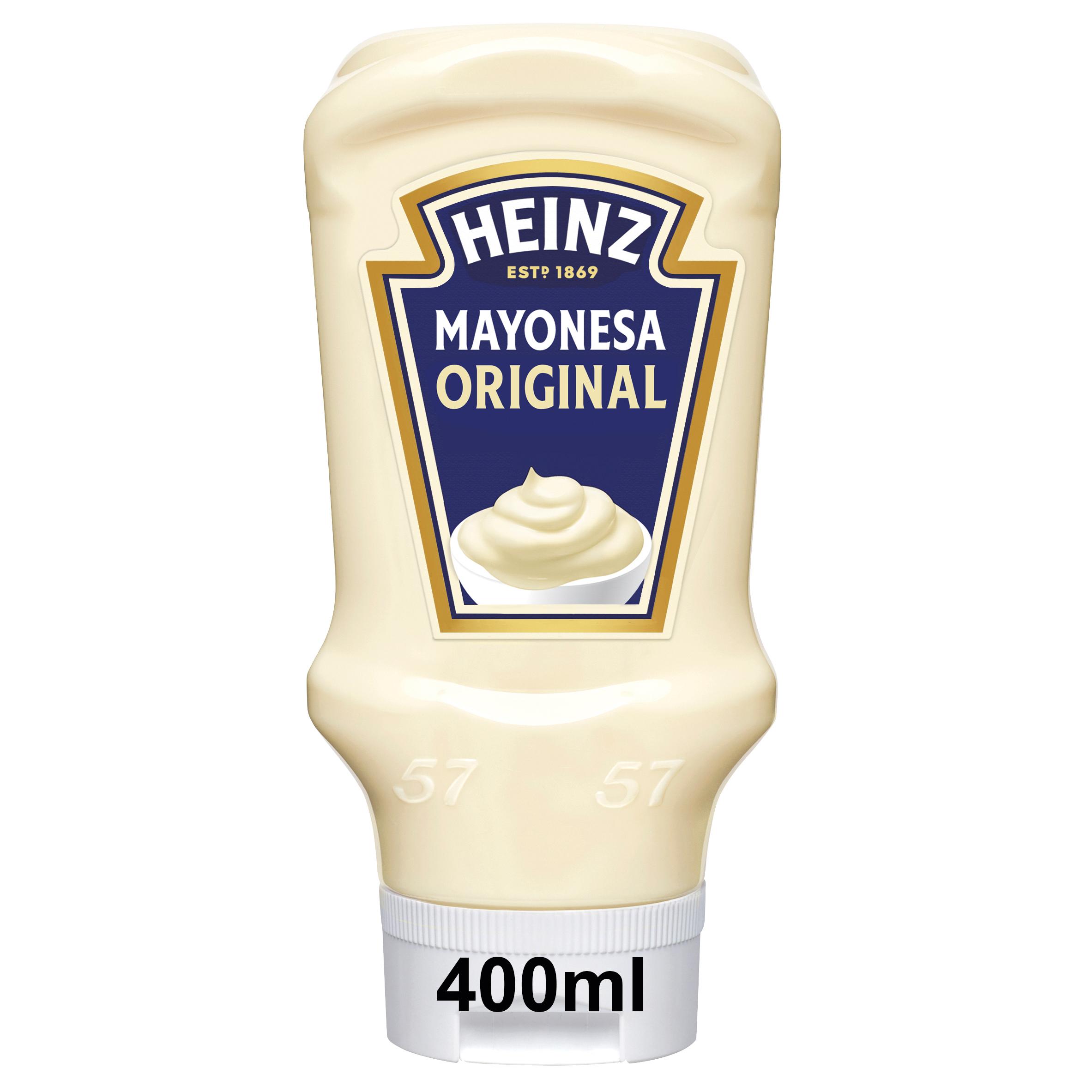 Heinz Mayonesa 400ml image