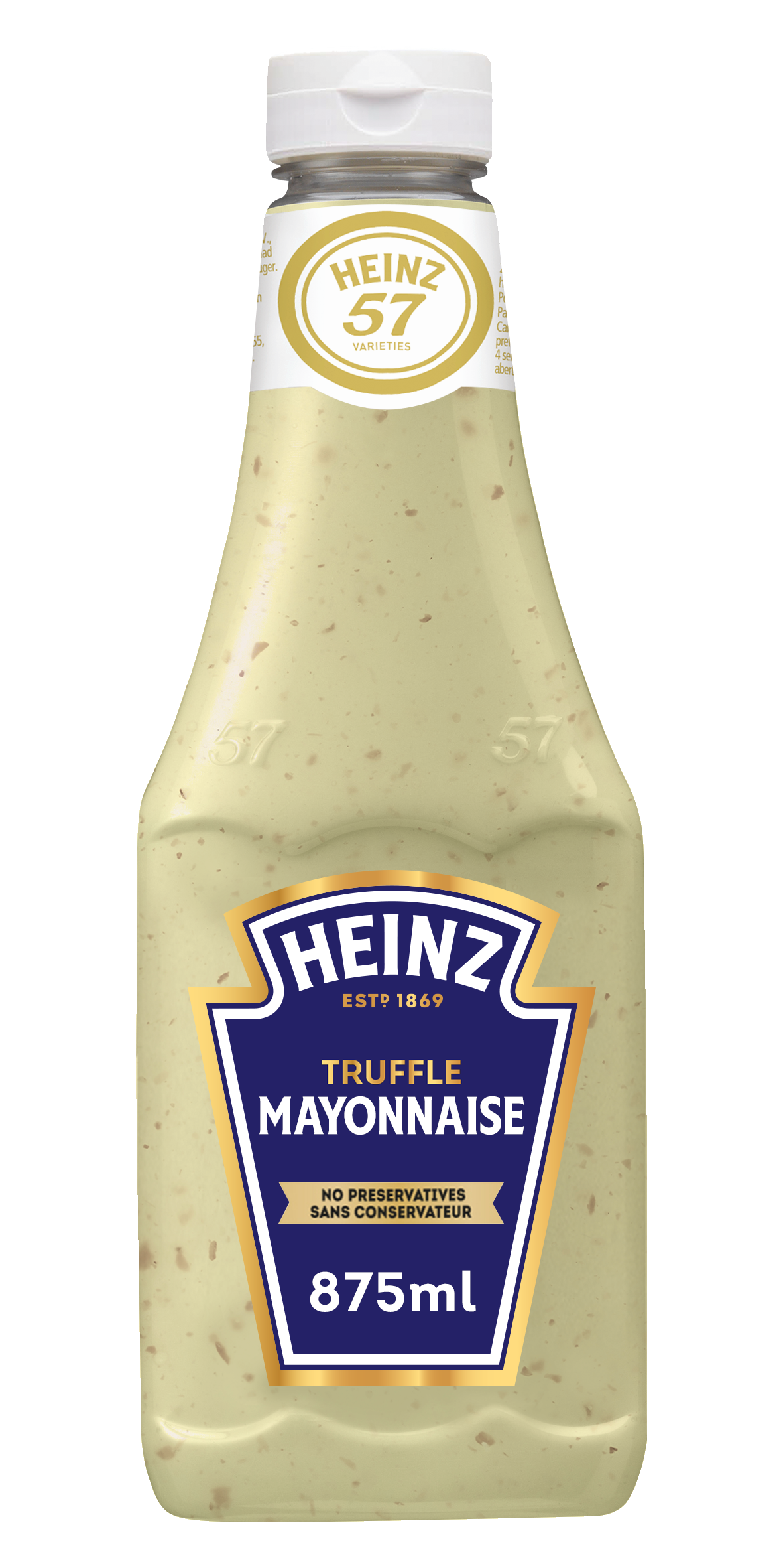 Heinz Mayonesa de Trufa 875ml image