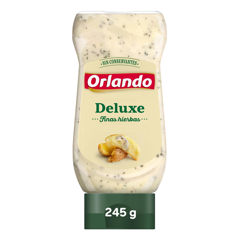 Orlando Salsa Deluxe 245g image