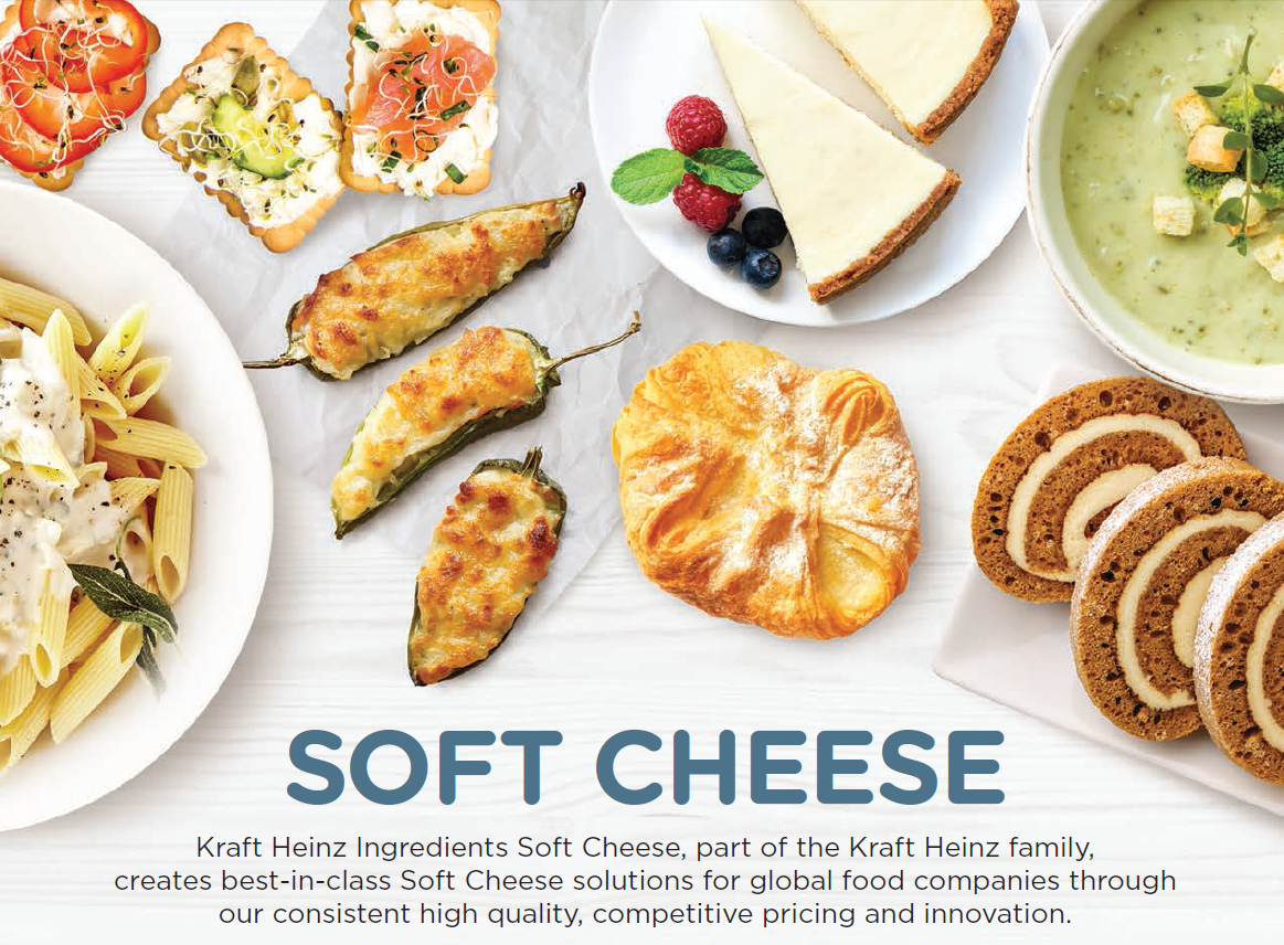 Soft Cheese Sell Sheet