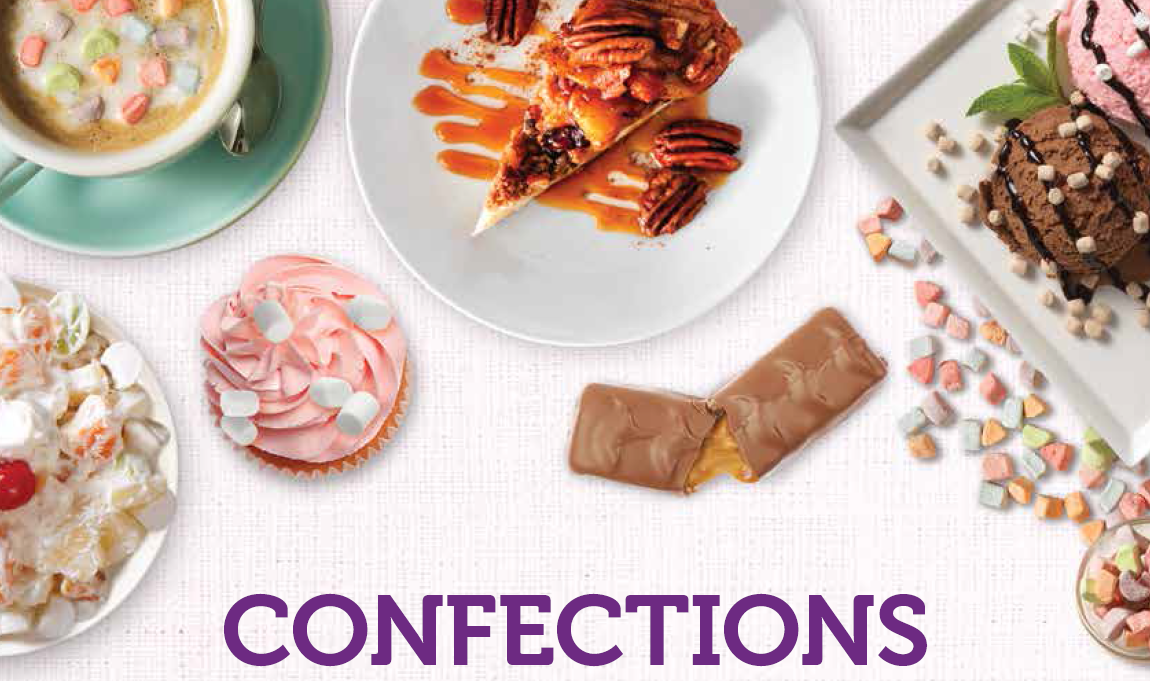 Confections Sell Sheet