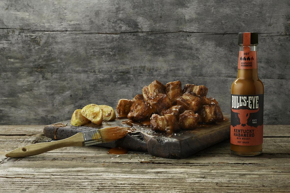 Kentucky Habanero Spicy Pork Burnt Ends