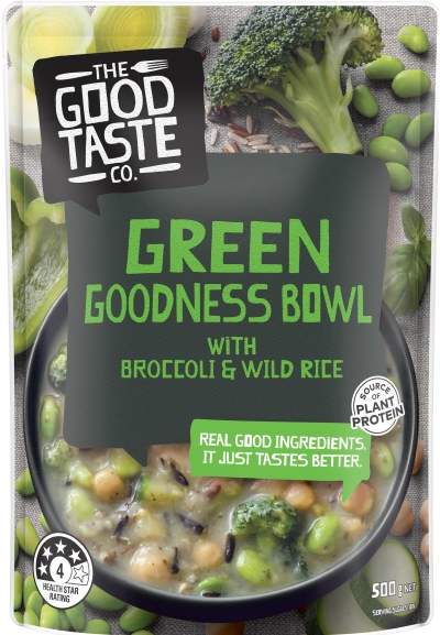 Green Goodness Bowl image