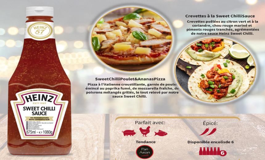 Inspiration Sweet Chilli Sauce