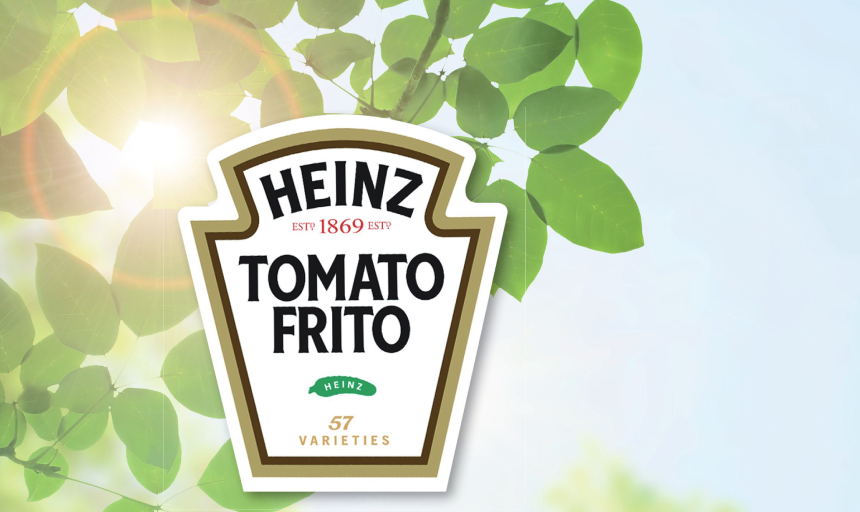 Heinz Tomato Frito 2 Liter