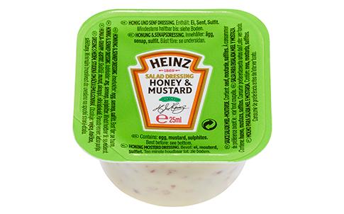 Heinz Honey & Mustard 25ml image