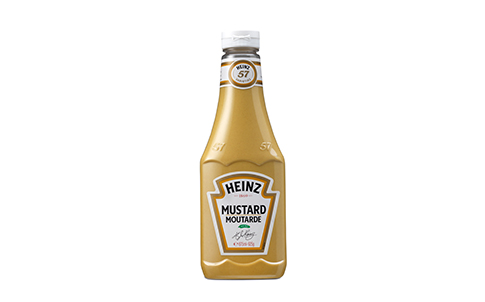 Heinz Moutarde 875ml image