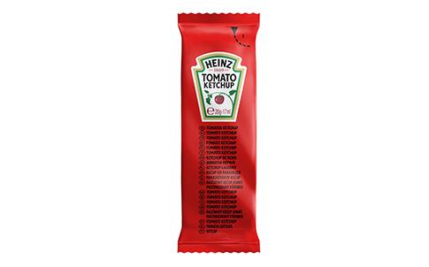 Heinz Tomato Ketchup 10ml sachet image
