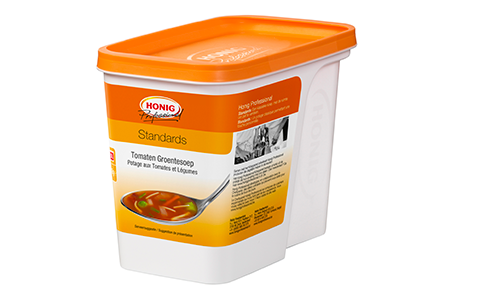 Honig For Professional Potage Aux Tomates Et Légumes 950ml image