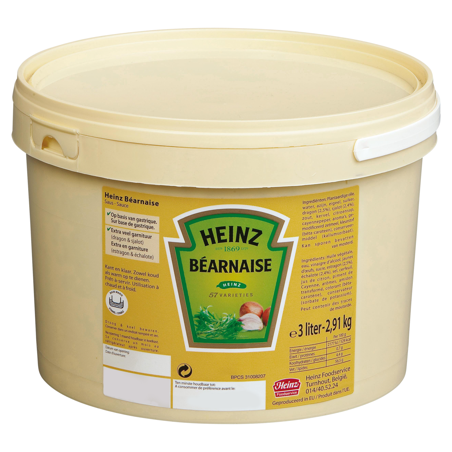 Heinz Béarnaise (Chaud/Froid) 3L image