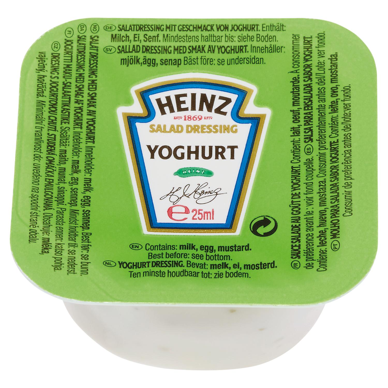Heinz Yoghurt (Yaourt) 25ml image