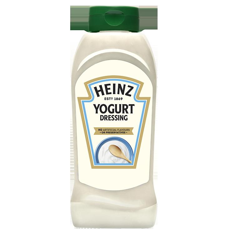 Heinz Yoghurt Dressing 800ml image