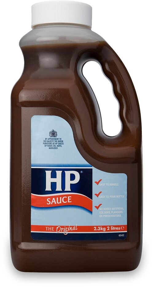 Hp Salsa Brownsauce 2l image