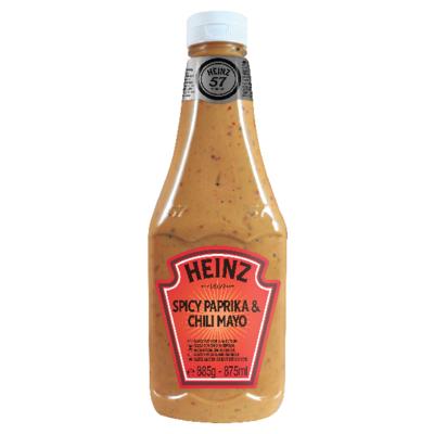 spicy parprika chilli mayo image