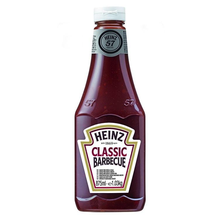 Heinz classic BBQ 875ml image