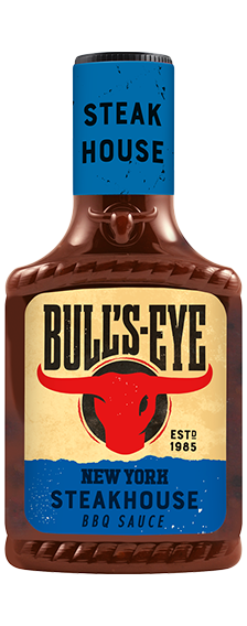 Bull-eye New York Steakhouse BBQ-saus