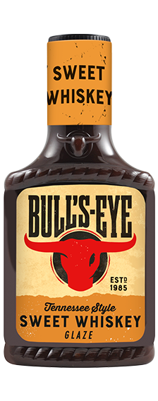 Bulls-eye Tennessee Style Sweet Whiskey BBQ-saus