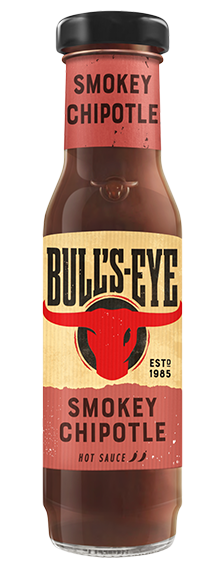 Bull-eye Smokey Chipotle Hot Sauce