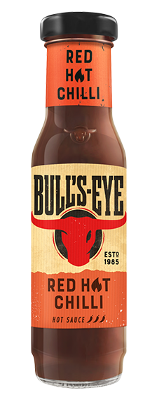 Bull-eye Red Hot Chilli-saus