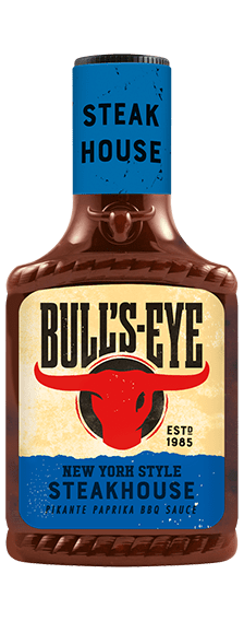 Bull's-Eye New York Steakhouse BBQ Sauce