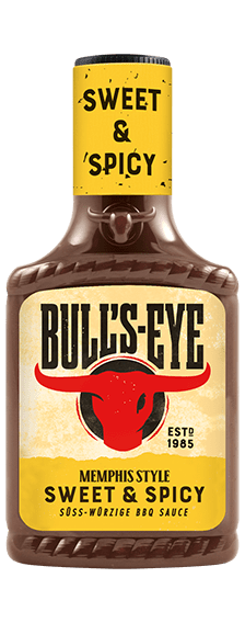 Bull's-Eye Memphis Style Sweet & Spicy Hot Sauce