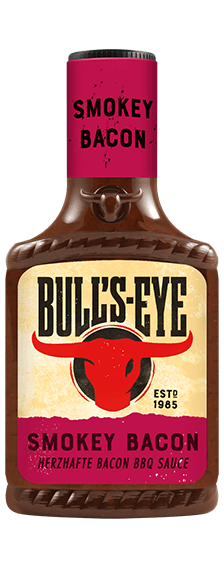 Bull's-Eye Smokey Bacon BBQ Sauce