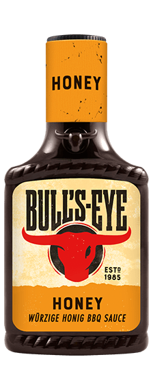 Bull's-Eye Honey-BBQ Sauce