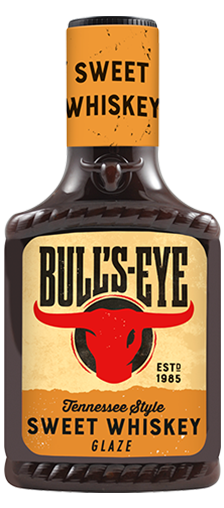 Sauce BBQ Bull's Eye Sweet Whiskey