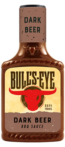 Sauce BBQ Dark Beer Bull's Eye